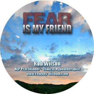 Fear is my friend expanding astute revelations...